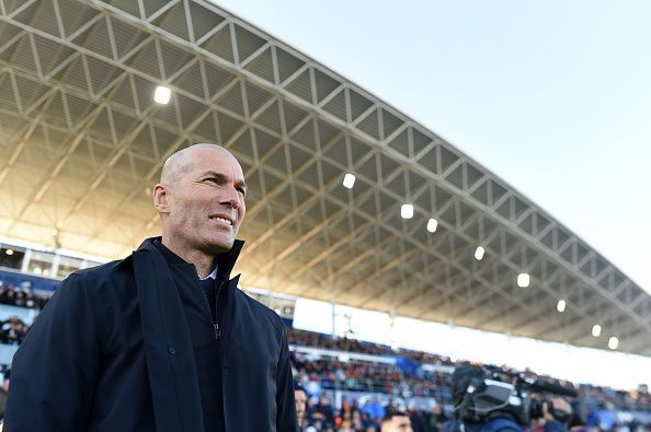 Zinedine Zidane has revived Real Madrid