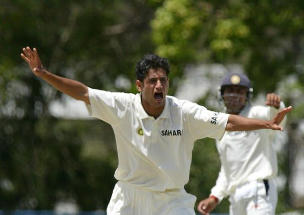 A young Irfan Pathan was renowned for swinging the ball both ways