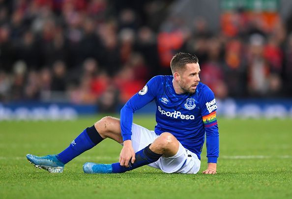 Sigurdsson has been battling with injuries and form throughout the 2019-20 season
