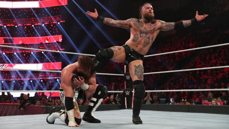 Aleister Black and Buddy Murphy are reportedly getting high praise backstage.