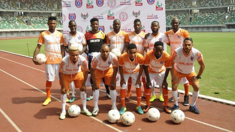Akwa United would host Kwara United at the Nest of Champions in Uyo