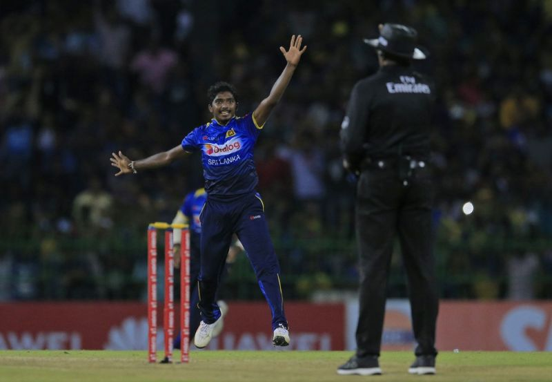 Sri Lankan bowlers could not put a check on India