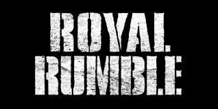 Royal Rumble is the place where history manifests itself.