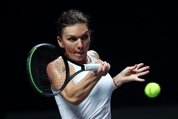 Halep has always consistent from the backcourt, but has taken up an aggressive approach off late.