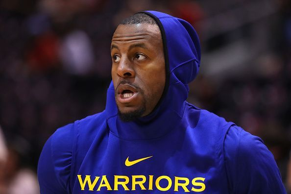 Andre Iguodala could be traded at the upcoming trade deadline