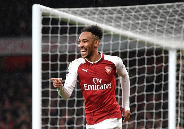 Pierre-Emerick Aubameyang is likely to leave Arsenal in the summer.