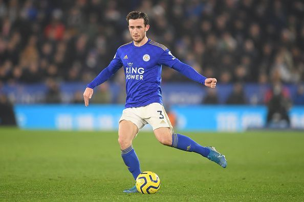 Ben Chilwell has been heavily linked with a move to Chelsea