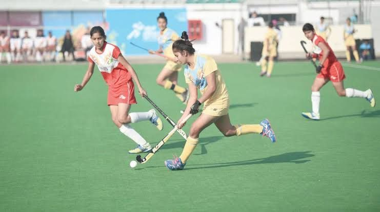 Hockey action is set to begin at the Khelo India Youth Games 2020 in Guwahati, Assam