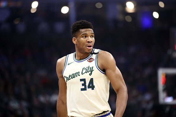Milwaukee Bucks are being led by a stellar season by Giannis