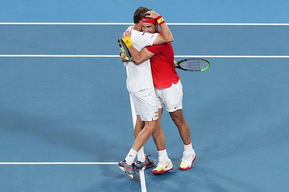 2020 ATP Cup - Sydney: Day 8