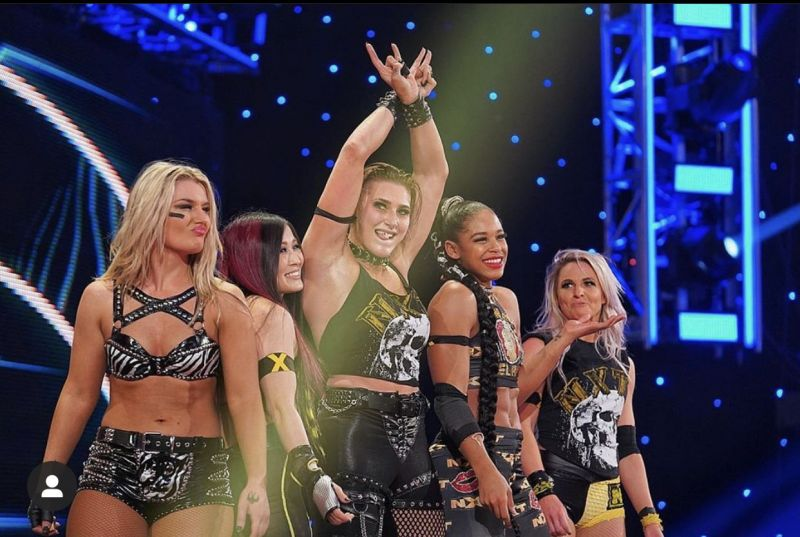 This might be the greatest female roster in wrestling today.