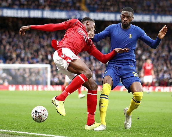 Chelsea FC v Nottingham Forest - FA Cup Third Round