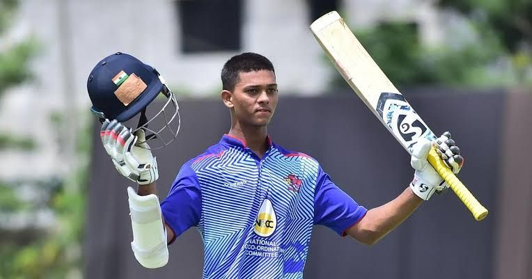 Yashasvi Jaiswal scored a double century in Vijay Hazare Trophy 2019/20