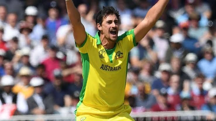 Mitchell Starc has emerged as the spearhead of the Australian bowling attack.