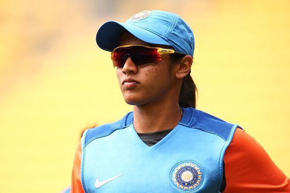 Mandhana provided a very balanced argument on the issue of pay parity in Indian cricket