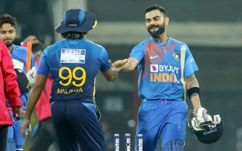 भारत  vs श्रीलंका (Photo-B)