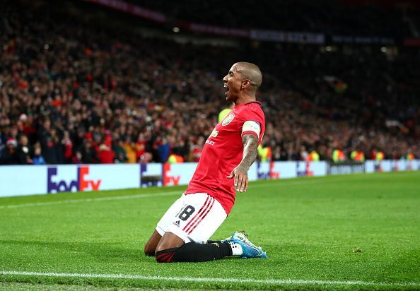 Ashley Young is on the verge of a move to Inter.
