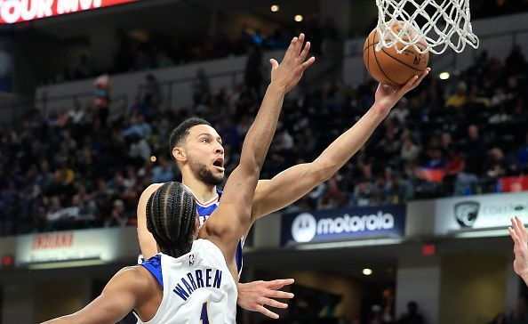 Philadelphia 76ers take on the Toronto Raptors in a mouth-watering clash