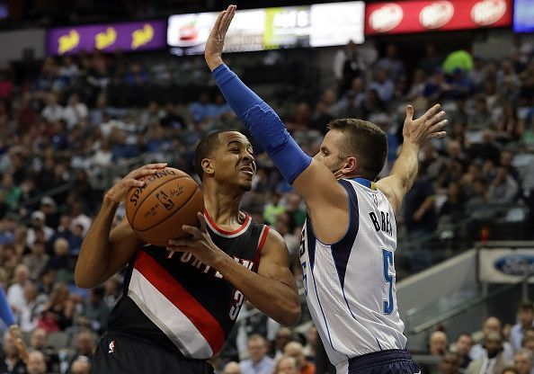 McCollum would be an excellent fit alongside Doncic and Porzingis