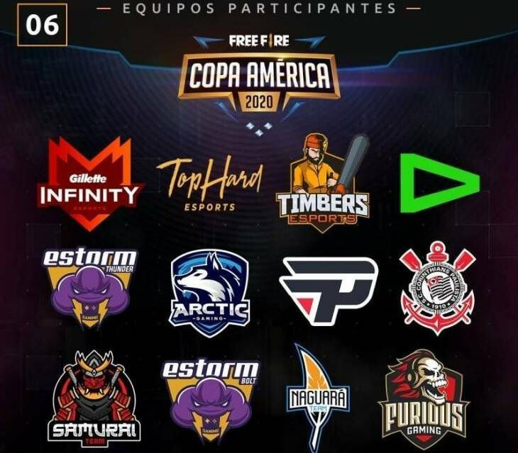 Free Fire Copa America 2020 is going to take place in Mexico