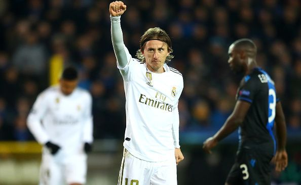 Is Luka Modric on his way out of the Santiago Bernabeu?