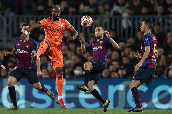 Dembele is set to stay put at Lyon this month