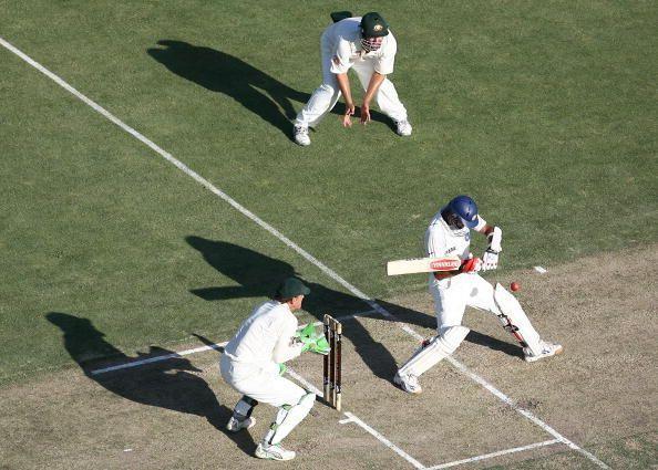 Rahul Dravid set up India