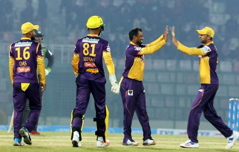 Rajshahi Royals will defend their top spot on the points table against Chattogram Challengers