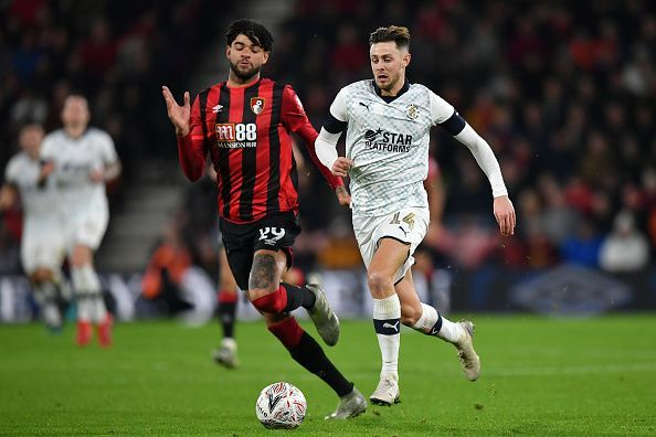 AFC Bournemouth v Luton Town - FA Cup Third Round