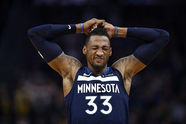 Minnesota Timberwolves are struggling to get going this season