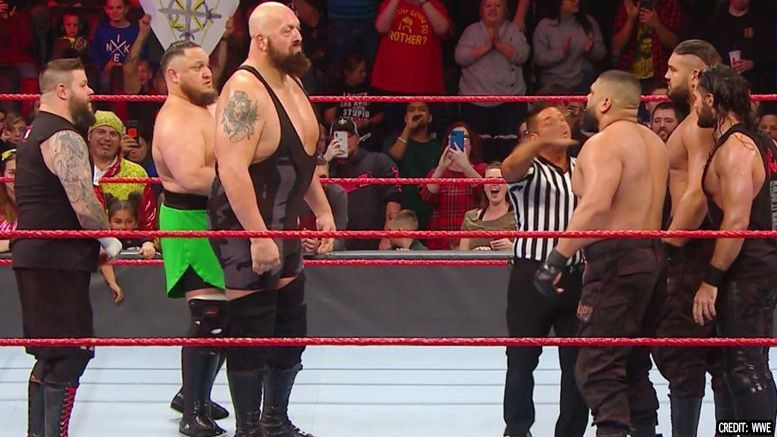 The Big Show is back
