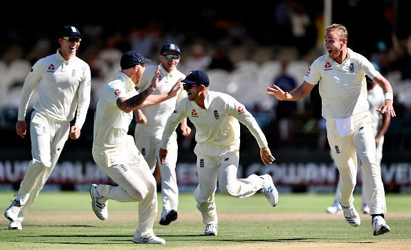 England registered their third win of the tournament