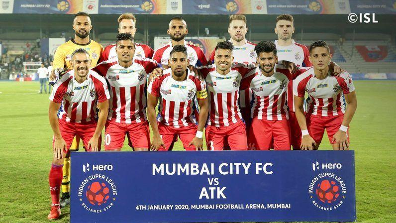 ATK cruised past Mumbai City FC 2-0