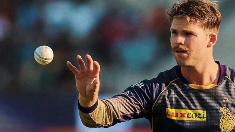 Lockie Ferguson missed most of the matches in IPL 2019