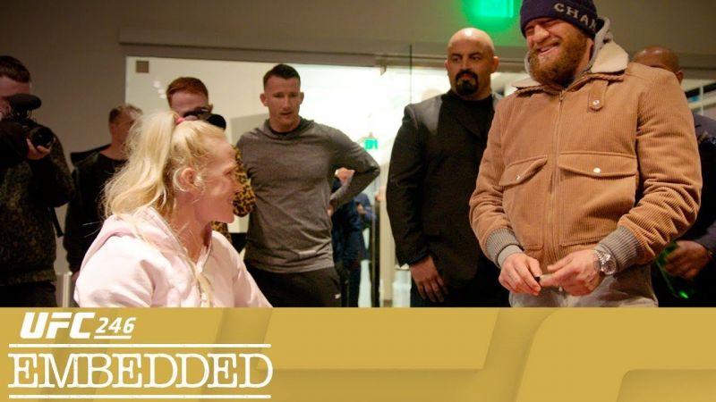 Ufc 246 Embedded Episode 3 Donald Cerrone Enjoys Family