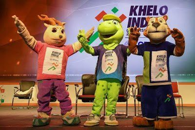 The KIUG 2020 mascots (PC: Twitter)