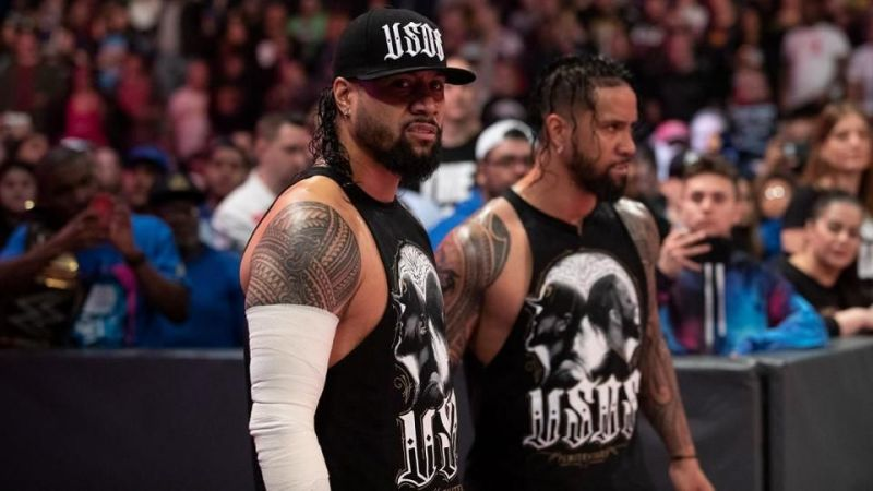 The Usos (Image Courtesy: Forbes)