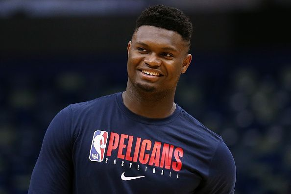 Zion Williamson is set to make his NBA debut this week against the Spurs