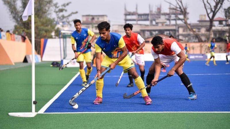 The hockey competition will see the final day of action at the Khelo India Youth Games 2020