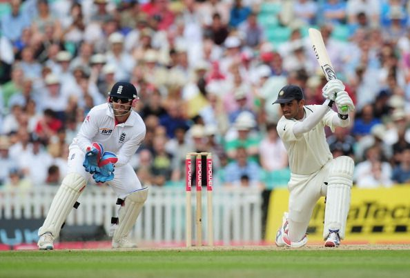 Rahul Dravid was made for Tests and vice versa