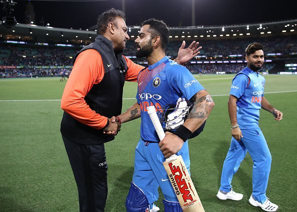 Virat Kohli and Ravi Shastri had given a red flag to the idea of four-day Tests