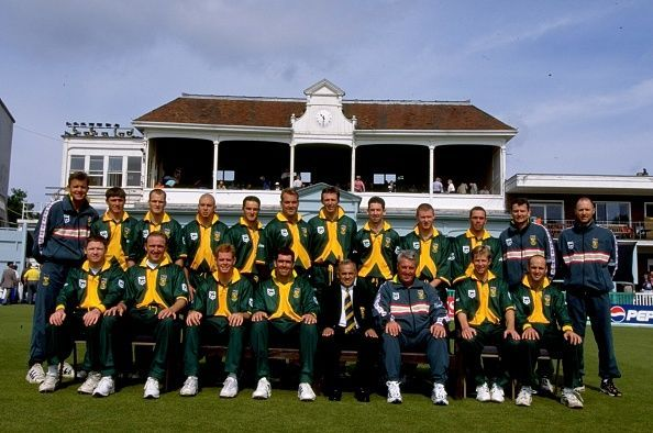 South Africa was a feared opponent in 1990s