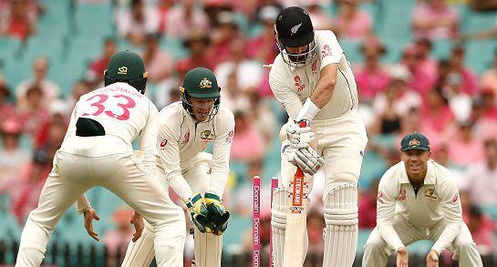 ऑस्ट्रेलिया-न्यूजीलैंड, सिडनी टेस्ट