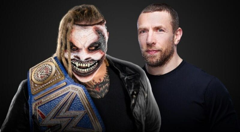 Daniel Bryan will face The Fiend at Royal Rumble