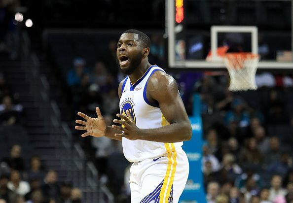 Paschall has been a great find for GSW during these tough times.