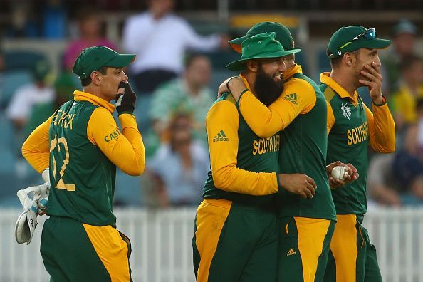 South Africa arrive in March for an ODI series