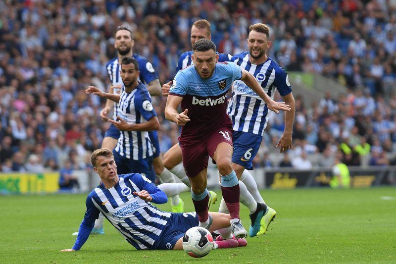 West Ham vs Brighton & Hove Albion