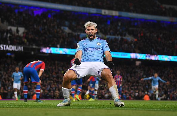 Aguero nets a brace in Gameweek 23