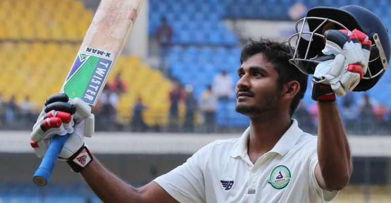 Wadkar produced a masterful century in the 2017-18 Ranji Trophy final