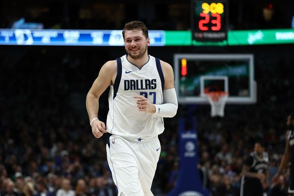 Luka Doncic and the Dallas Mavericks host the Charlotte Hornets